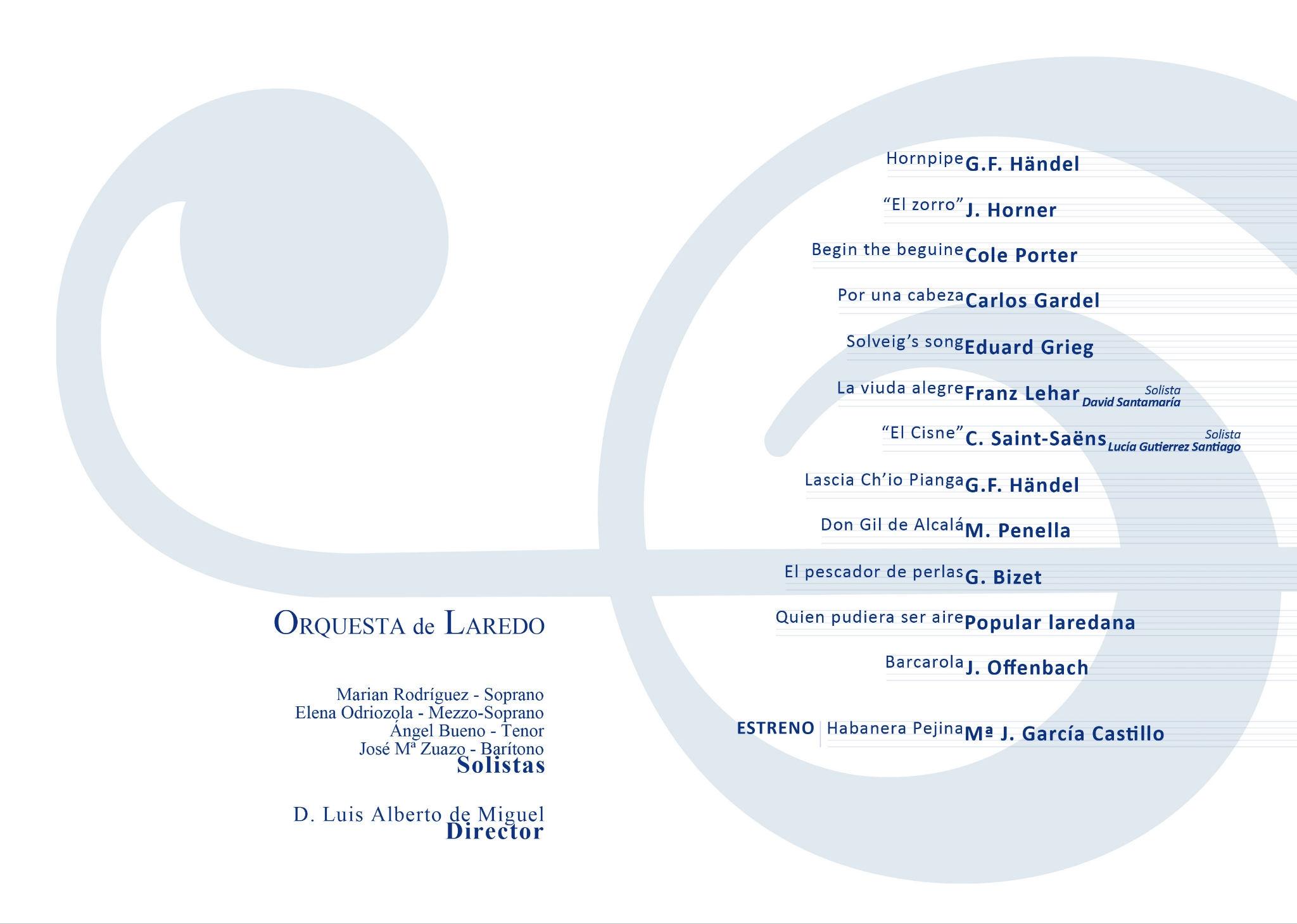 2012 Estreno Habanera Pejina