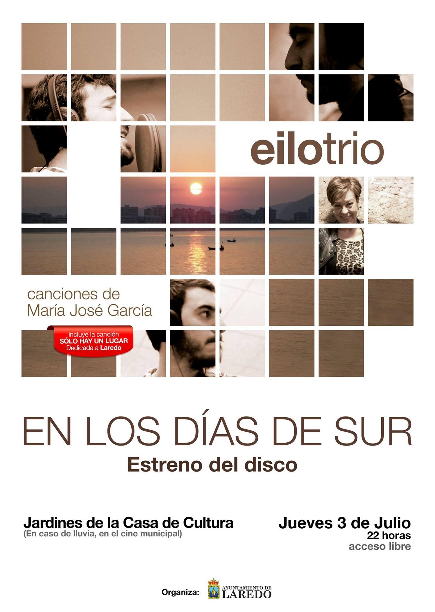 2014 julio 03 - Concierto EiloTrío
